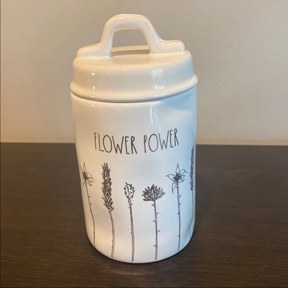 Rae Dunn Candle Canister